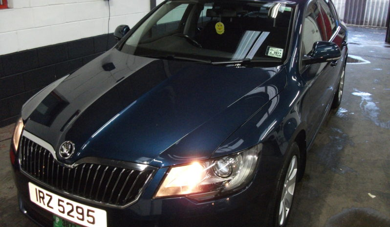 2014 SKODA SUPERB 1.6 TDI S full