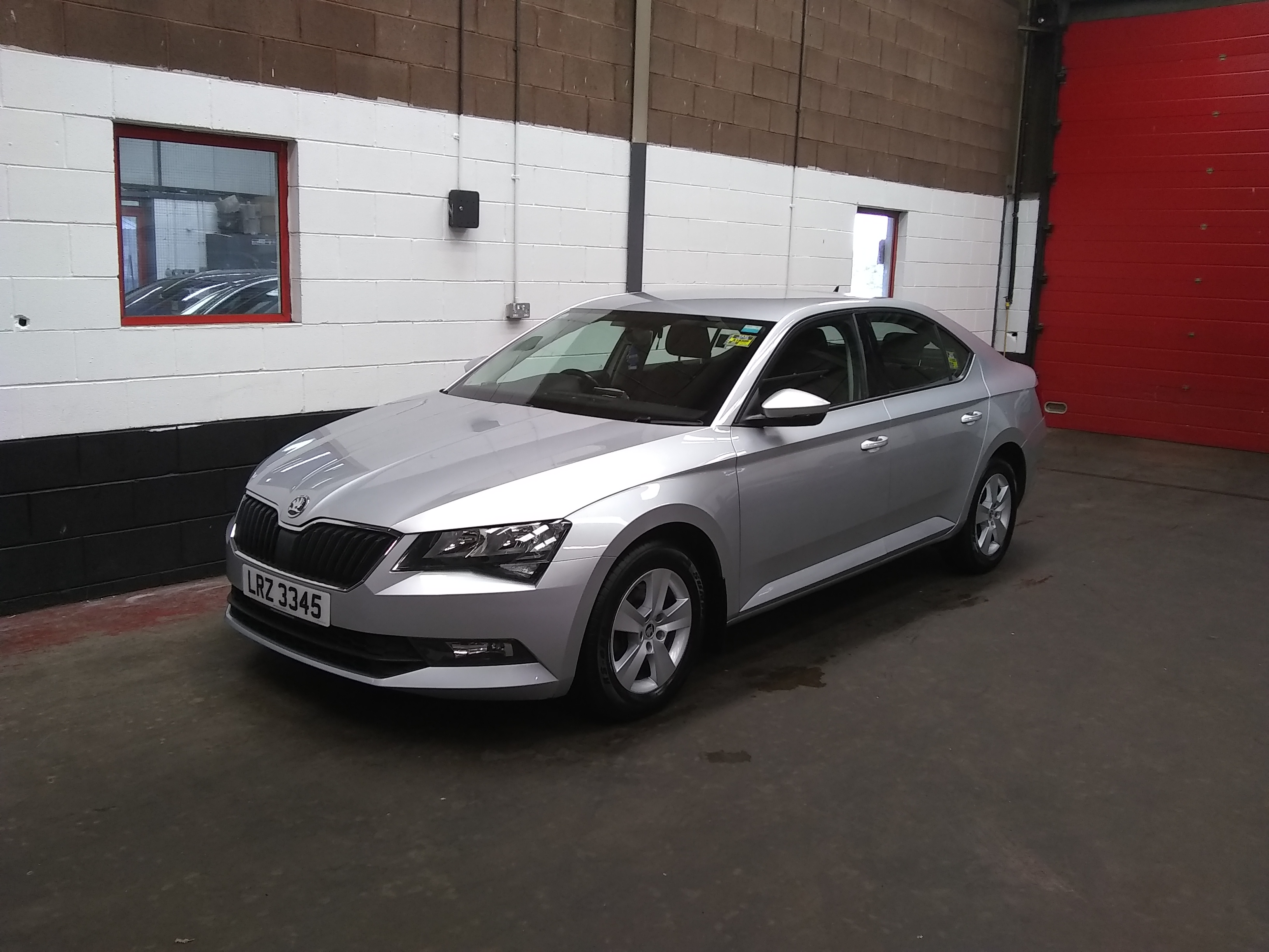 2016 SKODA SUPERB S 1.6 TDI